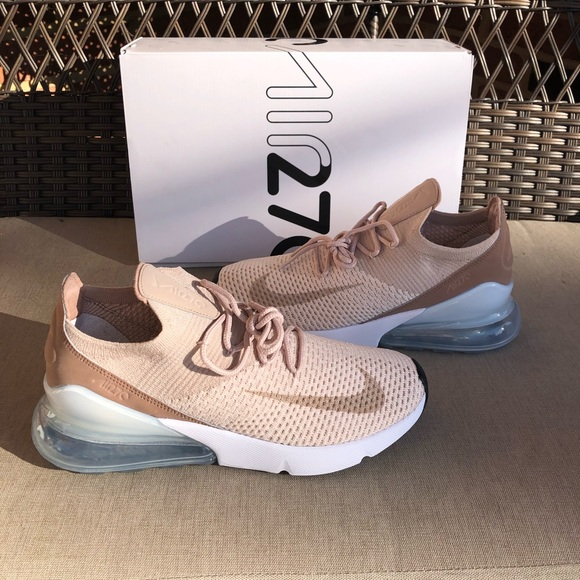 Flyknit Nike Beige Ice Particle 270 Guava NWT Airmax 0w8OknP